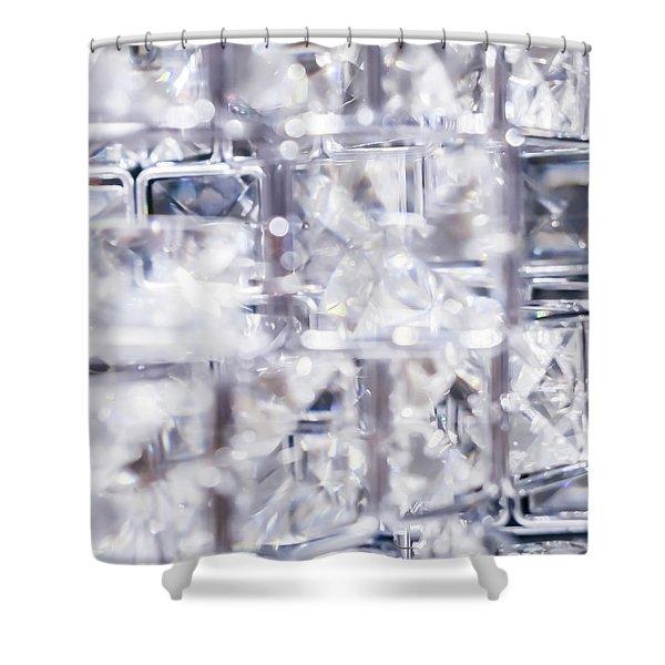 Art Of Luxury V Shower Curtain