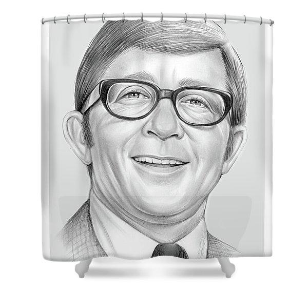 Arte Johnson Shower Curtain