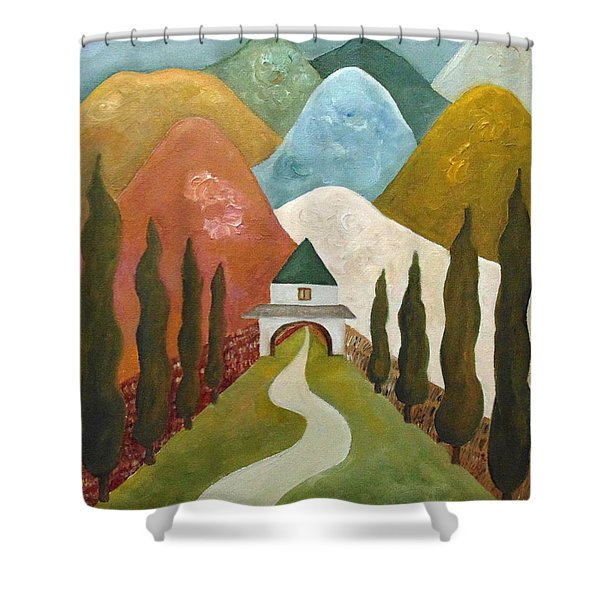 Privacy Upgrade Shower Curtain