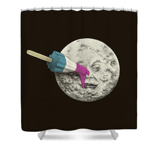 Summer Voyage - Option Shower Curtain