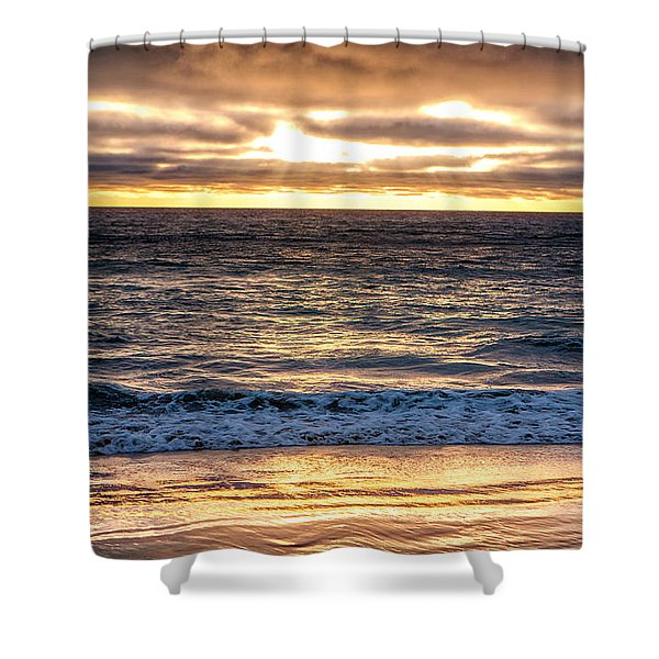 As I Say Goodnight Shower Curtain