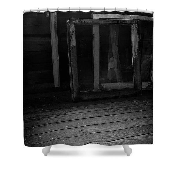 Attic #2 Shower Curtain