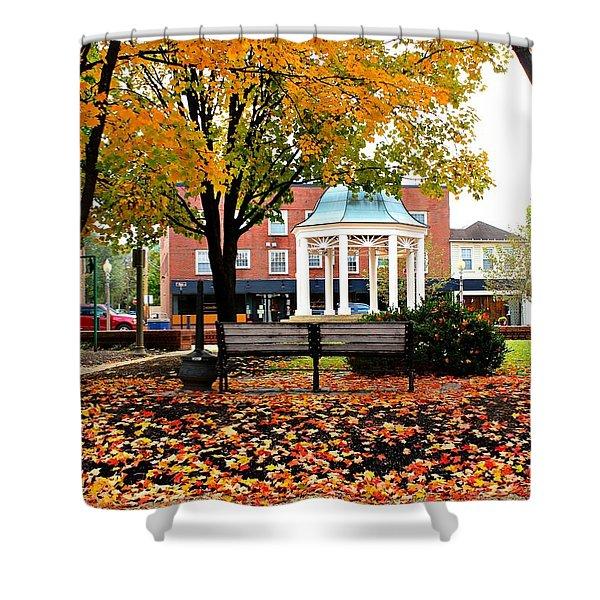 Autumn Gatherings  Shower Curtain