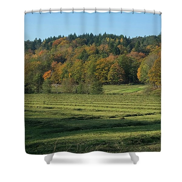 Autumn Scenery Shower Curtain