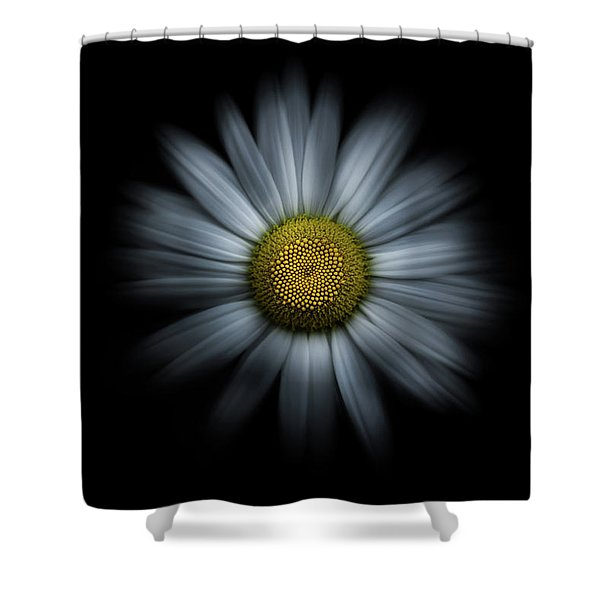 Backyard Flowers 31 Color Flow Version Shower Curtain