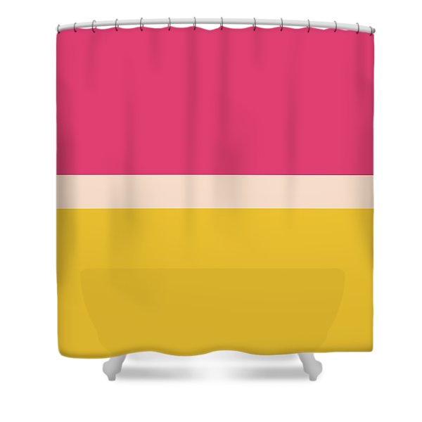 Bacon Cheese Fries Shower Curtain