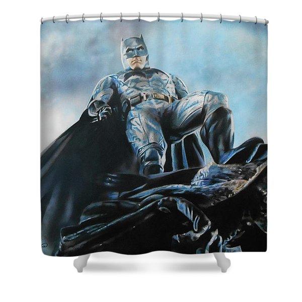 Batman Shower Curtain