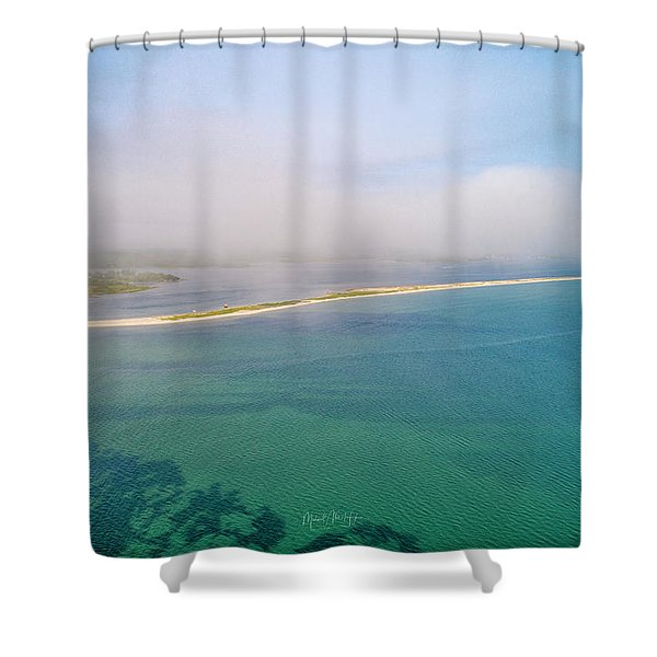 Beach Dream Shower Curtain