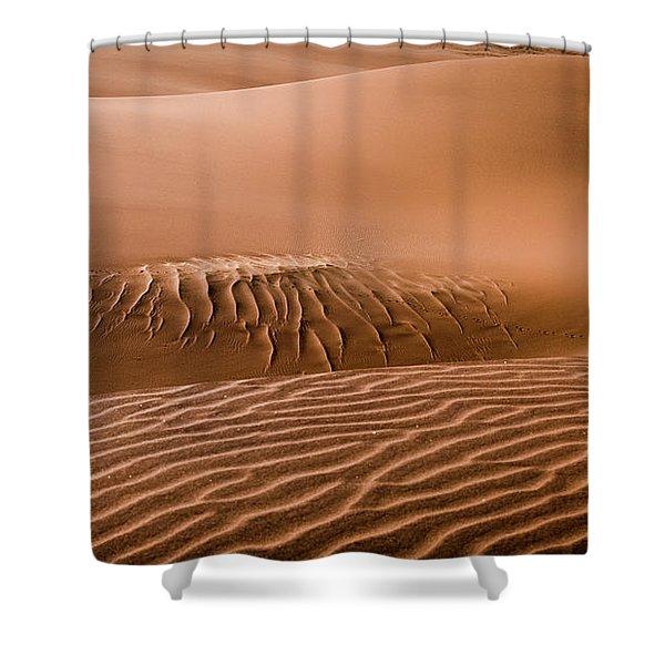 Beautiful Namib Desert 2 Shower Curtain