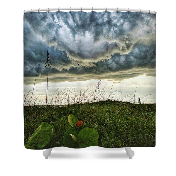 Beautiful Storm Shower Curtain