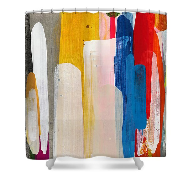 Being Nice Shower Curtain