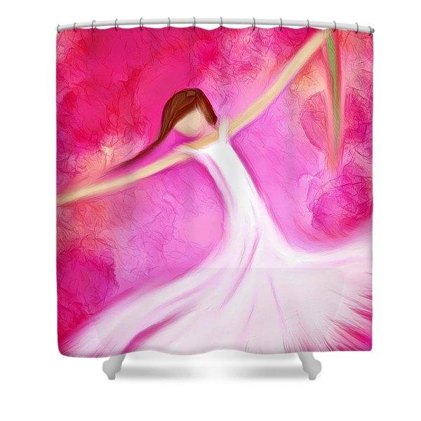 Beloved Shower Curtain