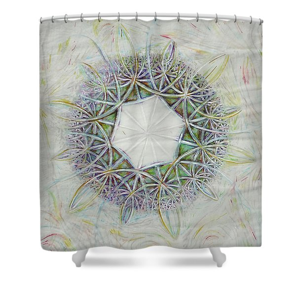 Bend Shower Curtain