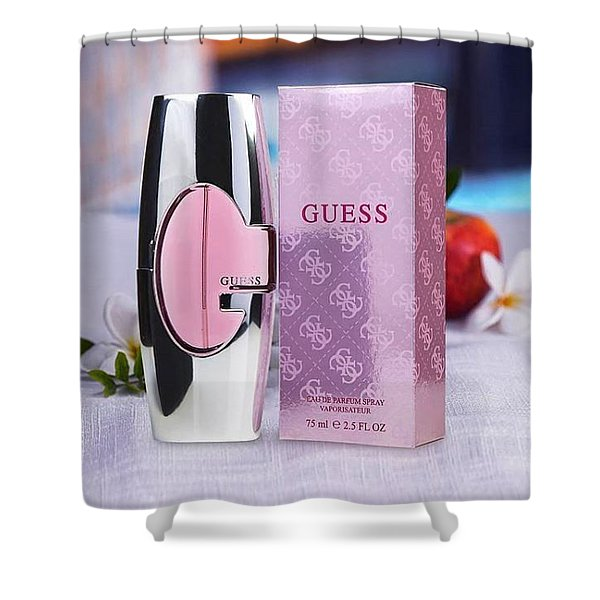 Best Perfume By Guess For Women On Chicsta Shower Curtain