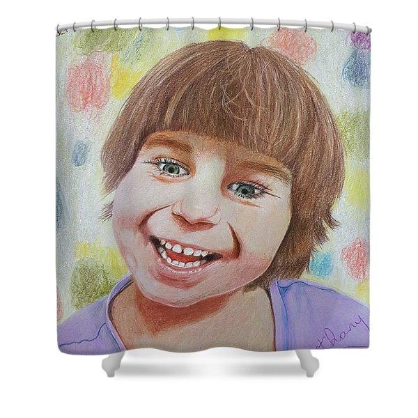 Bethany  Shower Curtain