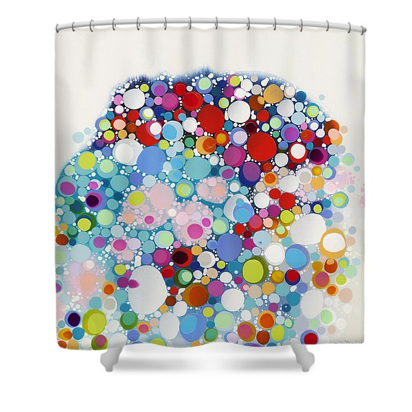 Beyond The Reef 2 Shower Curtain
