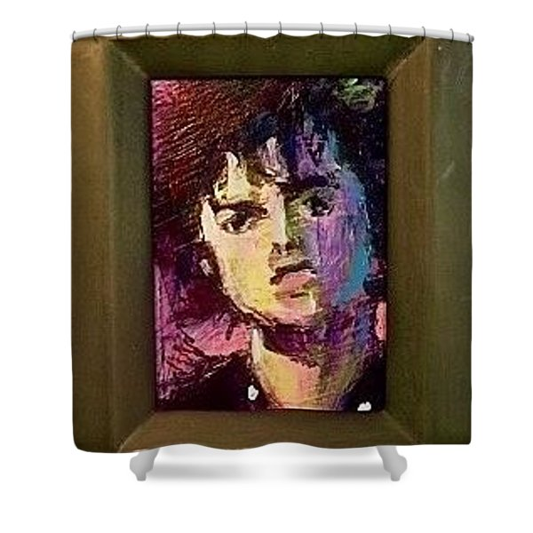 Billy Joe Shower Curtain