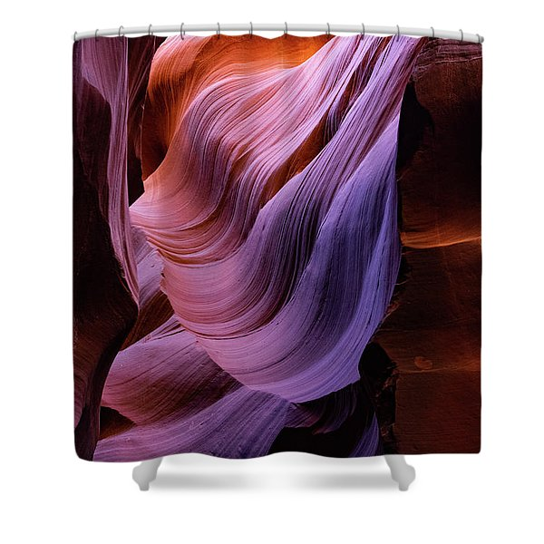 The Body's Earth 1 Shower Curtain