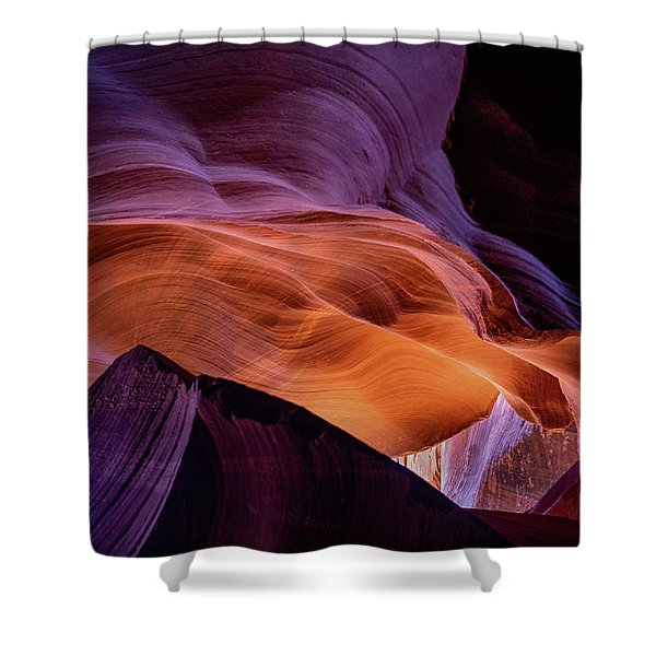 The Body's Earth 4 Shower Curtain