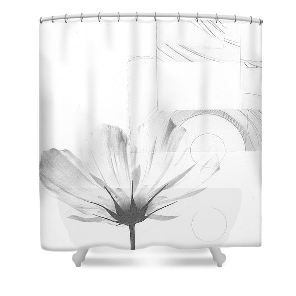 Bloom No. 10 Shower Curtain