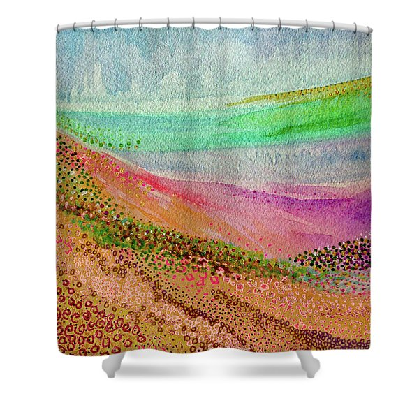 Blooming 1001 Shower Curtain