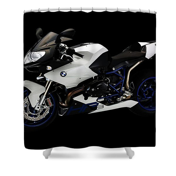 Bmw R1200s Shower Curtain