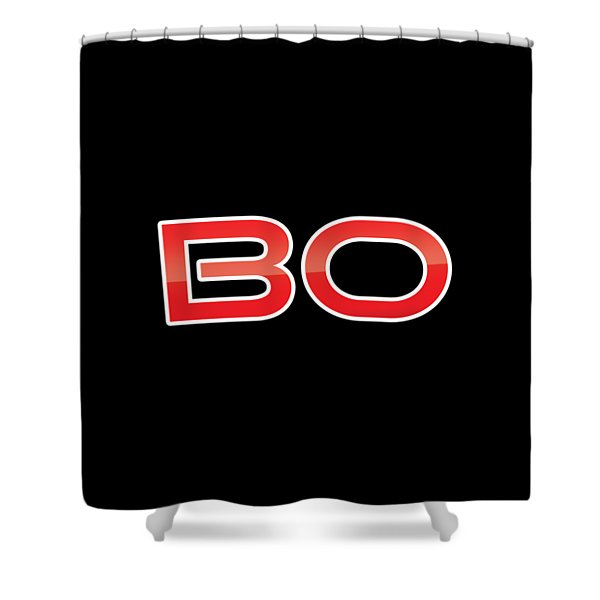 Bo Shower Curtain