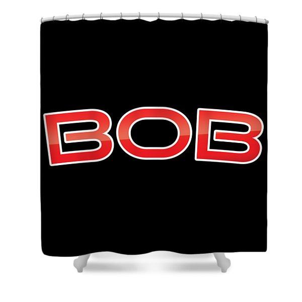 Bob Shower Curtain