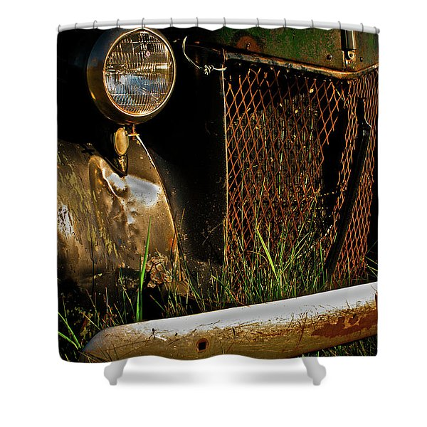 Bodie 14 Shower Curtain