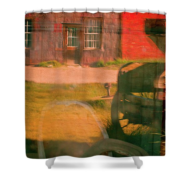 Bodie 4 Shower Curtain