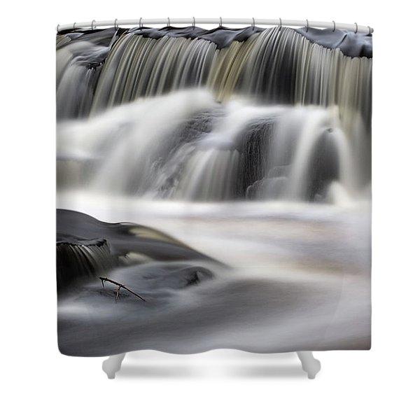 Bond Falls 10 Shower Curtain