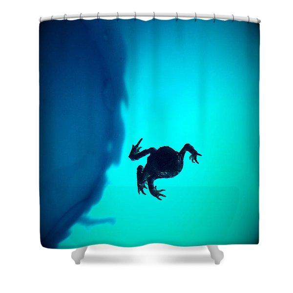 Born Shower Curtain