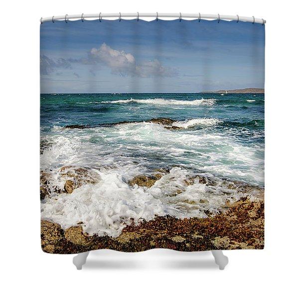 Borve Shower Curtain
