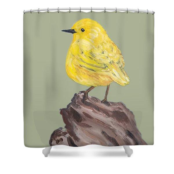 Bright Spot #2 Shower Curtain