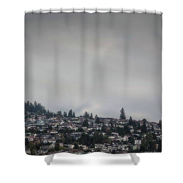Burnaby Hill Shower Curtain