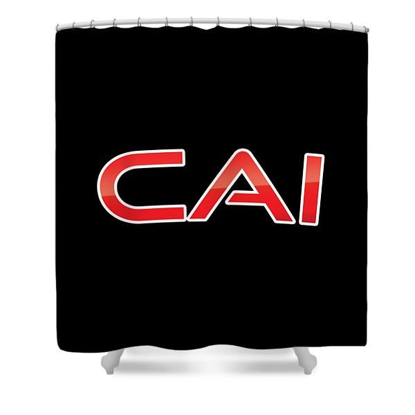 Cai Shower Curtain