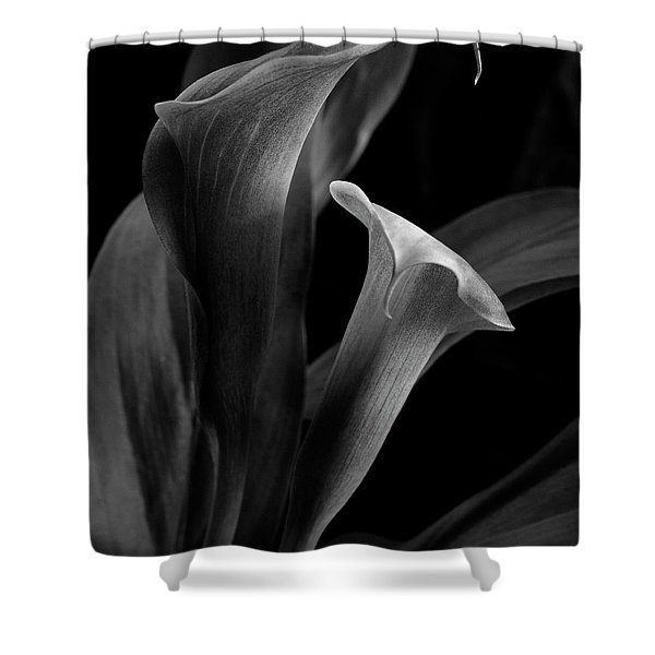 Callalily Shower Curtain