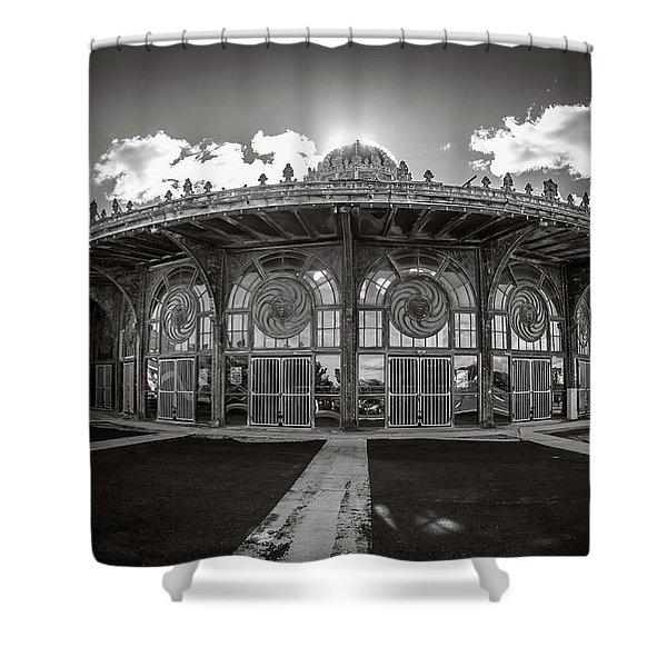 Carousel House Shower Curtain