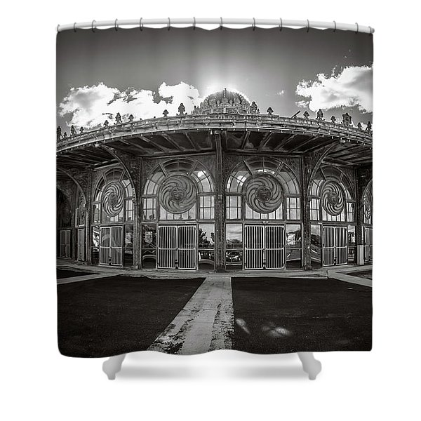 Carousel House Shower Curtain
