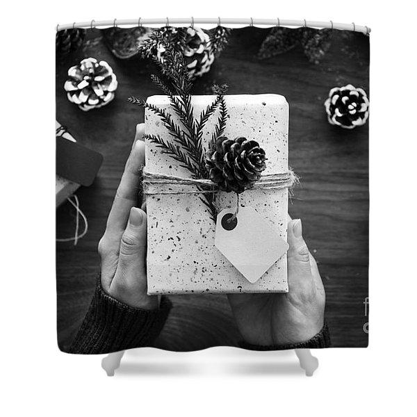 Christmas 2 Shower Curtain
