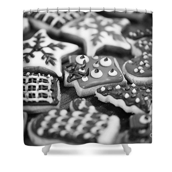 Christmas 8 Shower Curtain