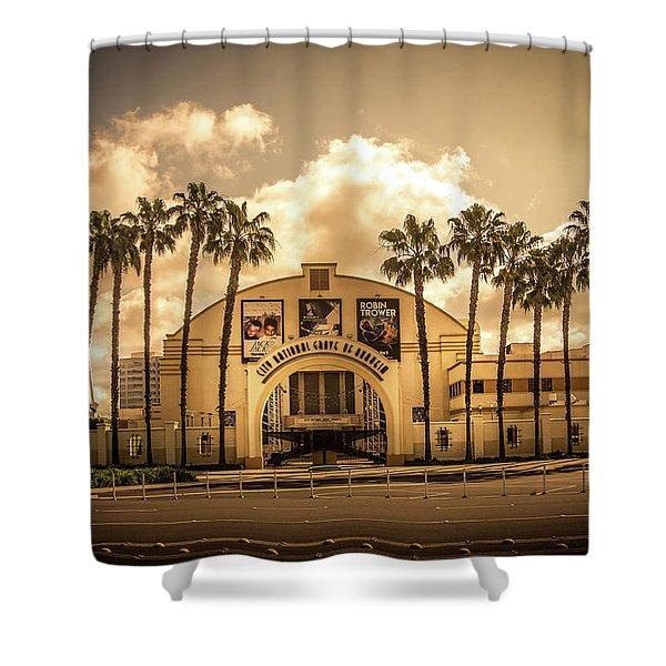 City National Grove  Shower Curtain