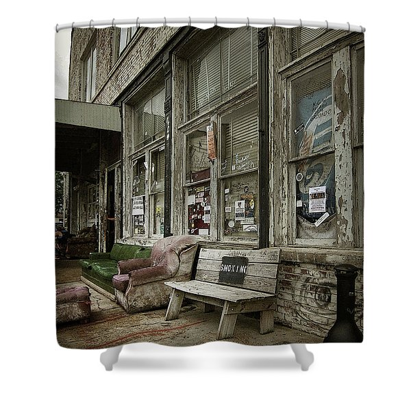 Clarksdale Shower Curtain