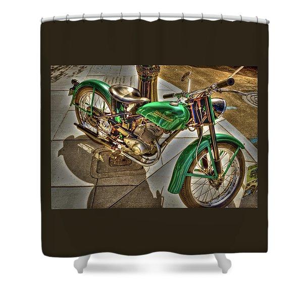 Class Shower Curtain
