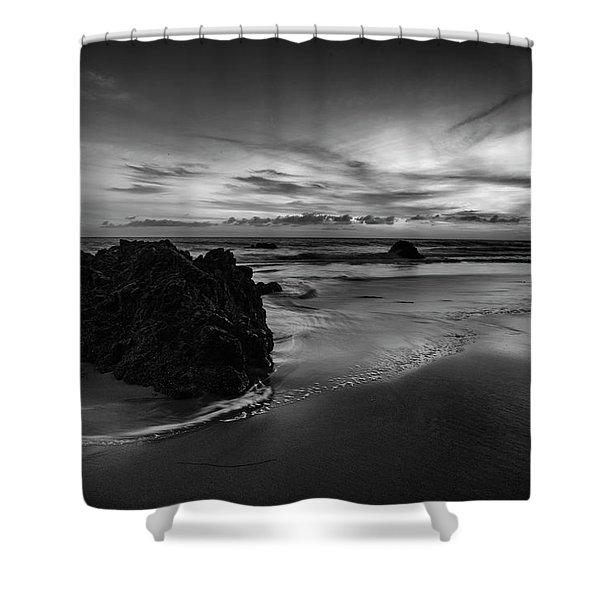 Coastal Light IIi Shower Curtain