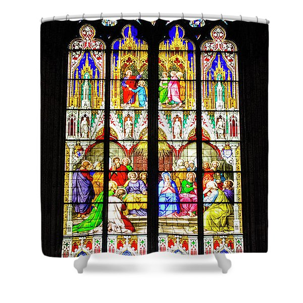 Cologne Cathedral - 2 Shower Curtain