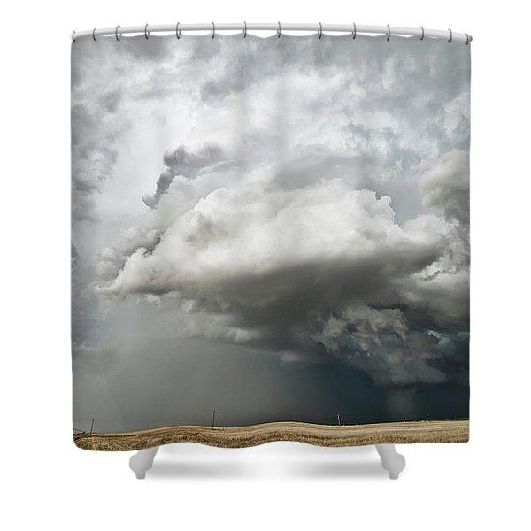Colorado Sky Shower Curtain