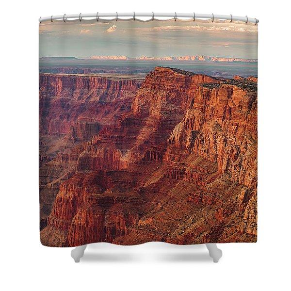 Comanche Point Shower Curtain