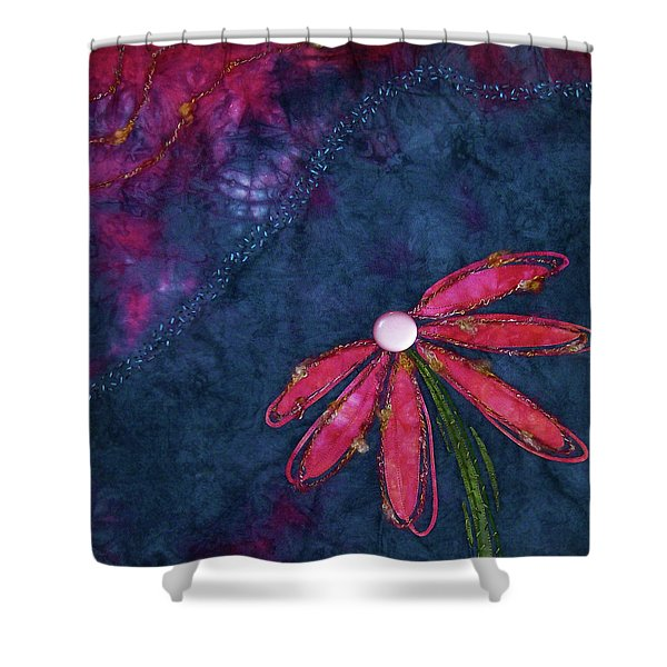 Coneflower Confection Shower Curtain