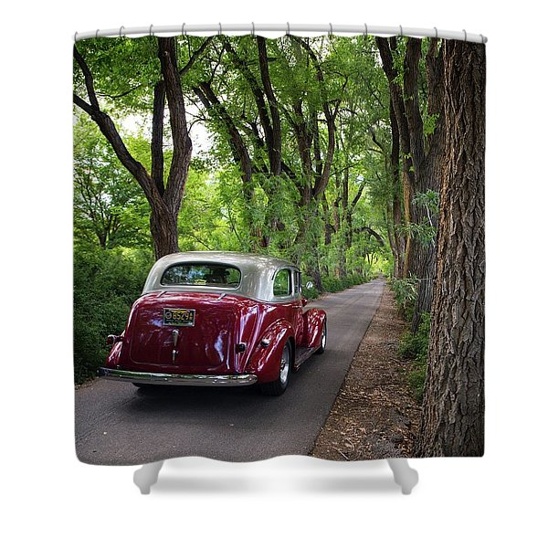 Cottonwood Classic Shower Curtain